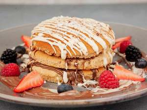 Drivu Mix Berries Pancake