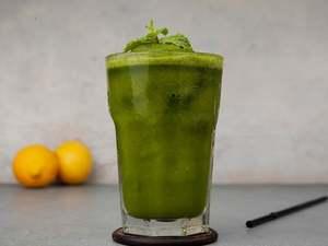 Drivu Lemon with Mint Juice