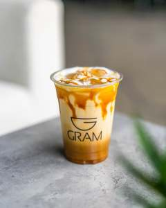 Drivu Ice Caramel Latte