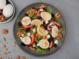 Drivu Mixed Green Salad