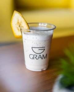 Drivu Banana Milkshake