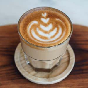 Drivu Hot Vanilla Latte