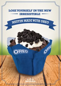 Drivu Oreo Muffin