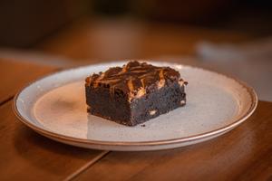 Drivu Peanut Butter Brownie