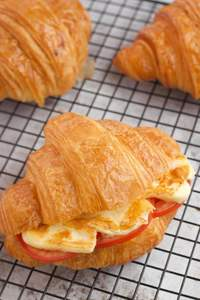 Drivu Halloumi Croissant