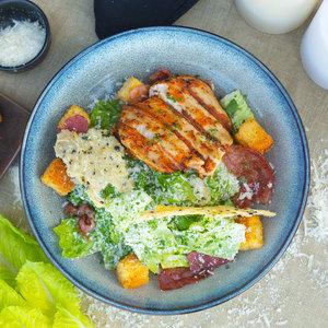 Drivu Caesar Salad