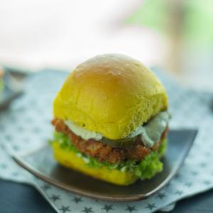 Drivu Cheesy Mushroom Sliders