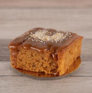 Drivu Date Square Cake