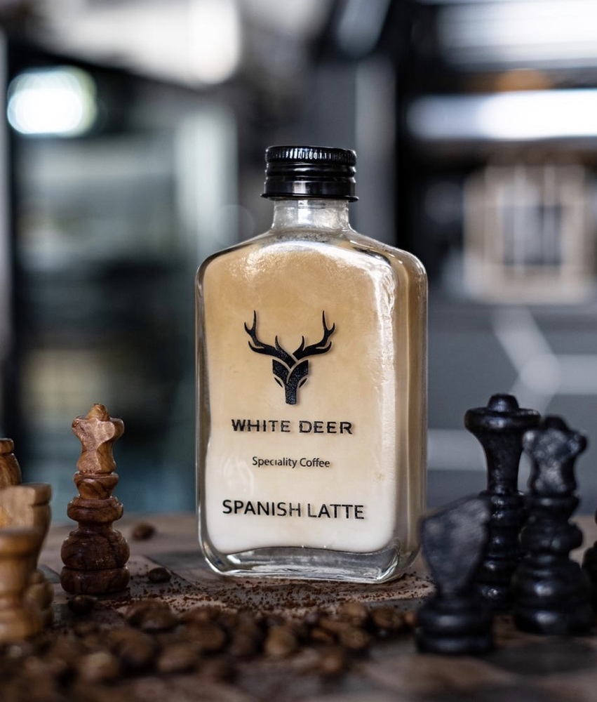 Drivu Spanish Latte Bottle (100ml)