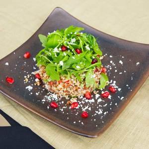 Drivu Red & White Quinoa Salad