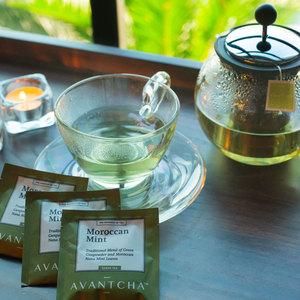 Drivu Moroccan Mint Hot Tea