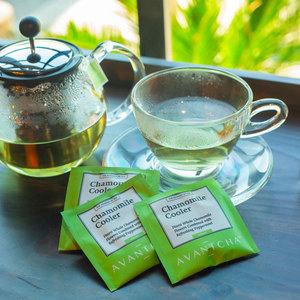 Drivu Chamomile Cooler Hot Tea