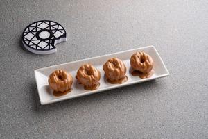 Drivu Caramel Donuts (4 Pieces)