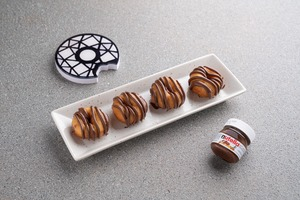 Drivu Nutella Donut (4 Pieces)