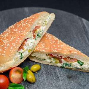 Drivu Labneh Sandwich