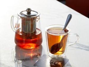 Drivu Hot Tea