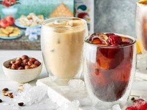 Drivu Hazelnut Milk Coffee Cold Brew
