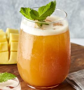Drivu Mango Shaken Iced Tea