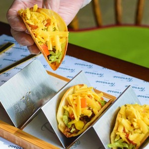 Drivu Beef Tacos