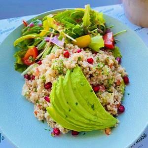 Drivu Quinoa Salad (Organic)