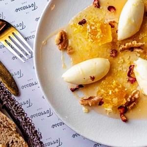 Drivu Honey & Kaymak (Organic)