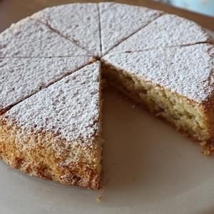 Drivu Almond Cake Slice