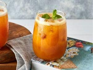 Drivu Passion Fruit Shaken Iced Tea