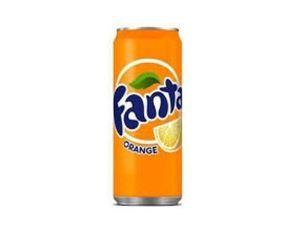 Drivu Orange Fanta