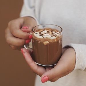 Drivu Almond Butter Hot Chocolate