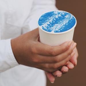 Drivu Hot Azure Latte