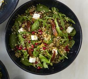 Drivu Pomegranate & Date Salad