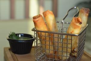 Drivu Cheese Spring Roll