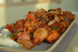 Drivu Potato Hamsa