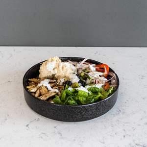 Drivu Deconstructed Chicken Bowl