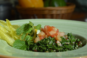 Drivu Tabbouleh Salad