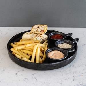 Drivu Chicken Tortilla Wrap