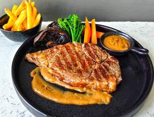 Drivu Ribeye Steak