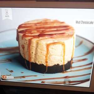 Drivu Mud Cheesecake