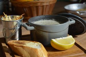 Drivu Creamy Chicken Mushroom Soup
