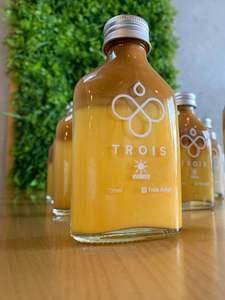 Drivu Saffron Latte Bottle (100ml)