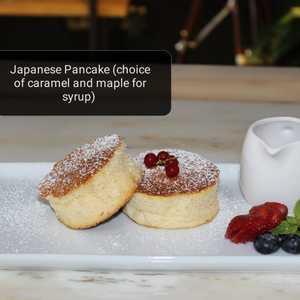 Drivu Japanese Pancake