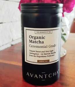 Drivu Organic Matcha