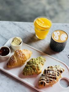 Drivu Continental Breakfast