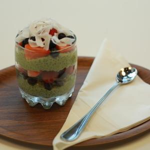 Drivu Matcha & Chia Pudding