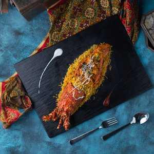 Drivu Lobster Biryani