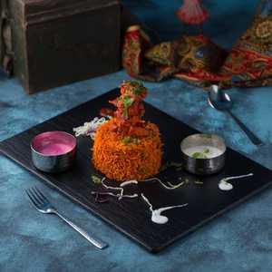 Drivu Bollywood Chicken Biryani