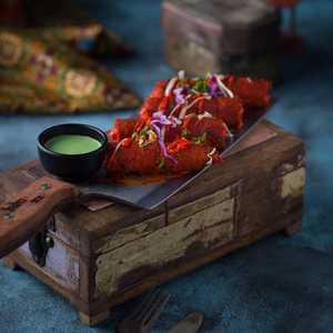 Drivu Lamb Karak Kebab