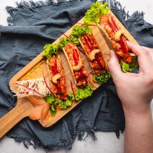 Drivu Chicken Tacos