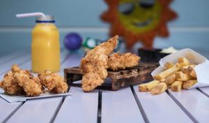 Drivu Cali Chicken Bites Meal
