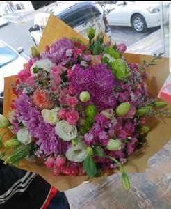 Drivu Hand Bouquet Mix Color
